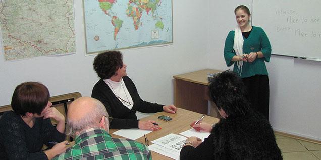 maria wadel teaching